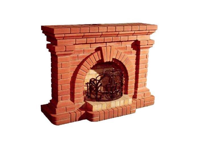 Камины для дома из кирпича дровяные своими руками